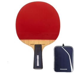 TTR 990 Off+ C-Pen Table Tennis Bat & Cover