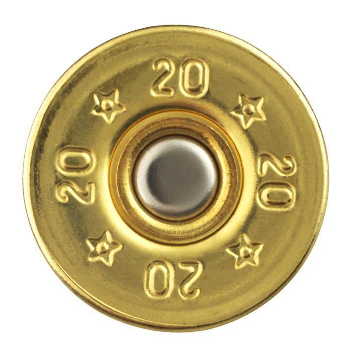 CARTUCHO L100 28 g CALIBRE 20/70 PERDIGÓN N°6 X25