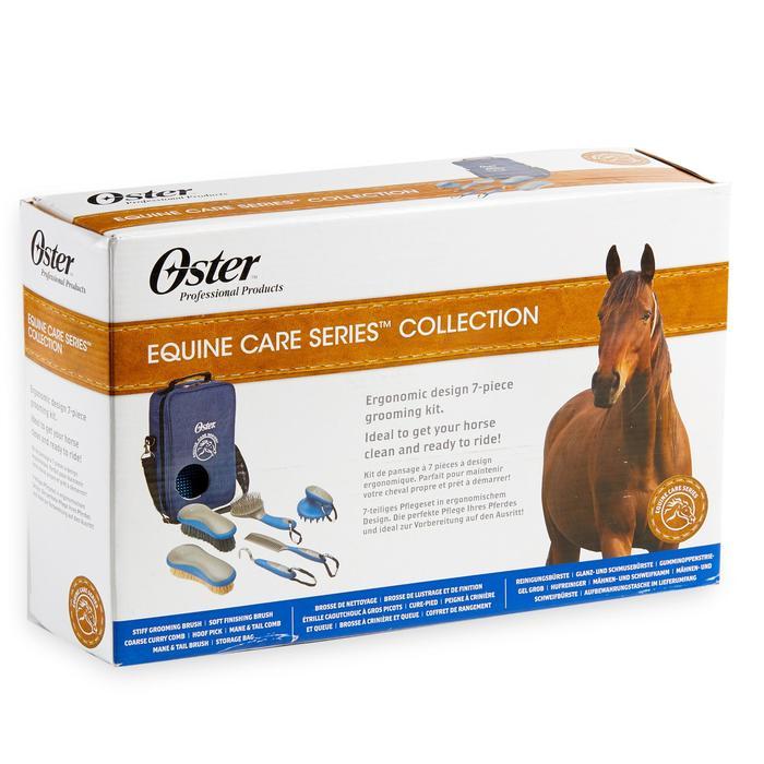 Kit de pansage équitation OSTER