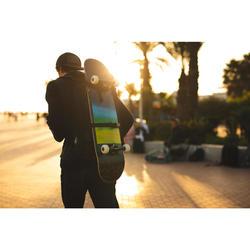 Tabla Skate OXELO COMPLETE 100 GRADIANT PARROT Adulto Azul/Verde
