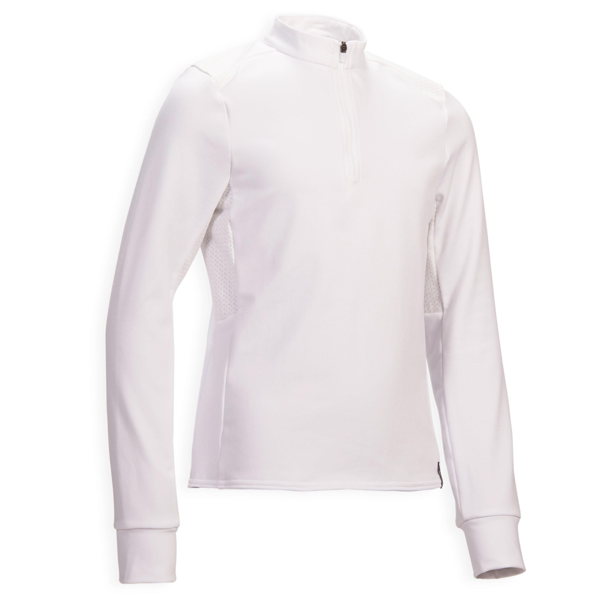 Bluză Polo 500 COMP damă