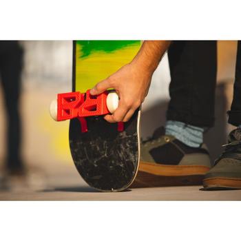 Clip zum Blockieren der Skateboardrollen Trick 100