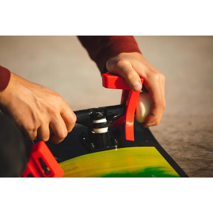 Blokkeerclips voor skateboardwielen Trick 100