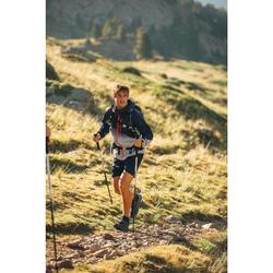 Short de randonnée rapide FH500 Homme Bleu marine