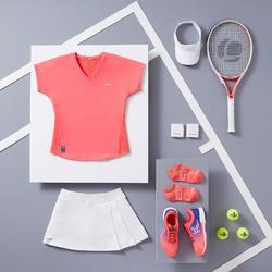 Tennis T-Shirt TS Soft 500 Damen rosa