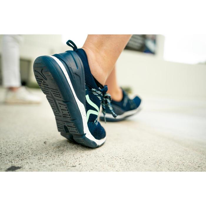 Freizeitschuhe PW 140 Damen blau/grün