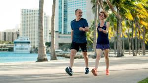 sportieve walking