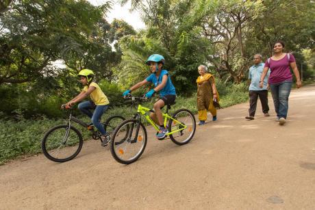 comment choisir un casque vélo enfant