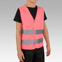 Veiligheidshesje voor kinderen roze