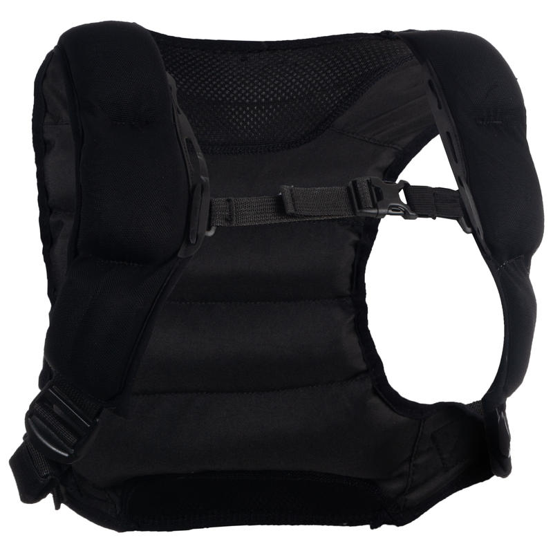 เสื้อกั๊กถ่วงน้ำหนัก 5 กก. สำหรับการฝึกเวทเทรนนิ่ง