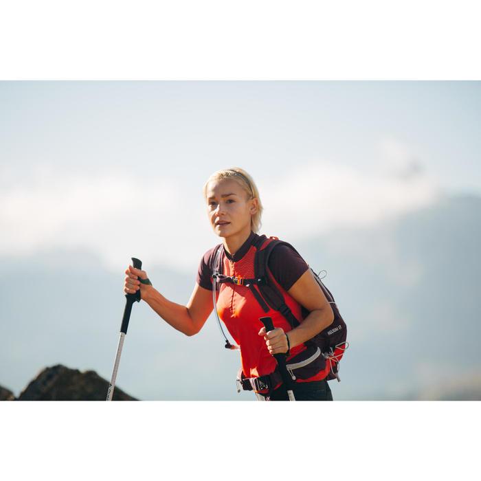 Funktionsshirt Speed Hiking FH900 Damen rot/violett