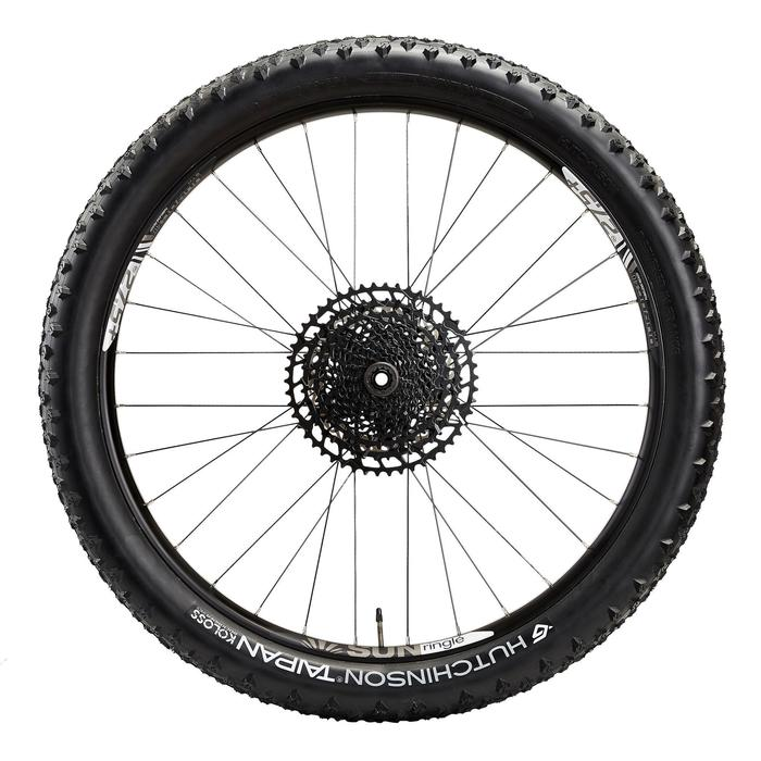 "ROUES VTT 27,5"" PLUS SWITCH & RIDE 12v BOOST"