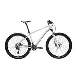 """Mountainbike ST540 27,5"""" Damen grau/rosa"""