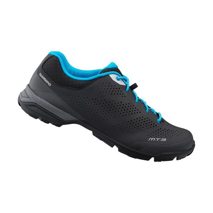MTB schoenen MT 301 zwart/blauw
