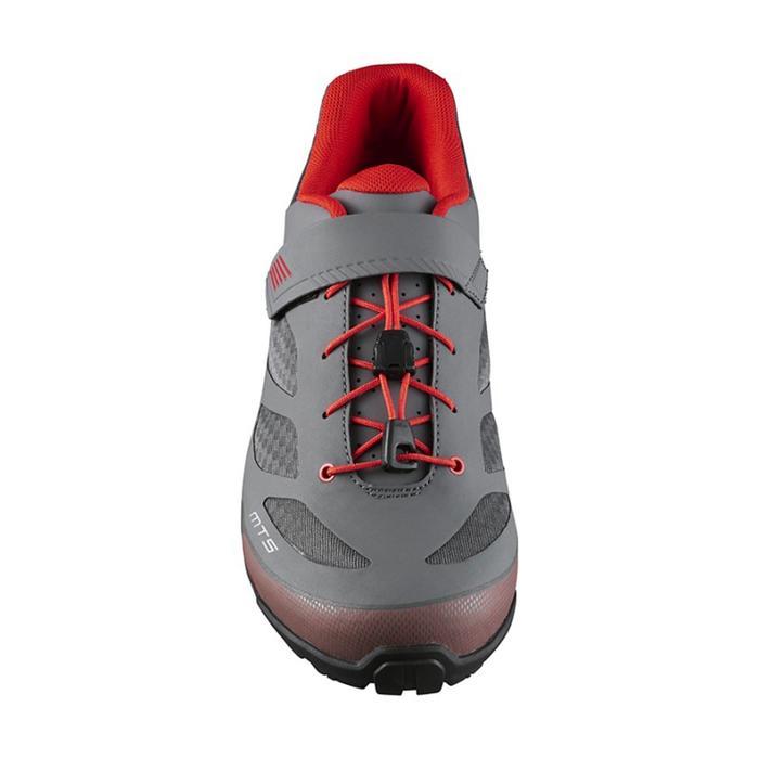 MTB schoenen MT 501 grijs/rood