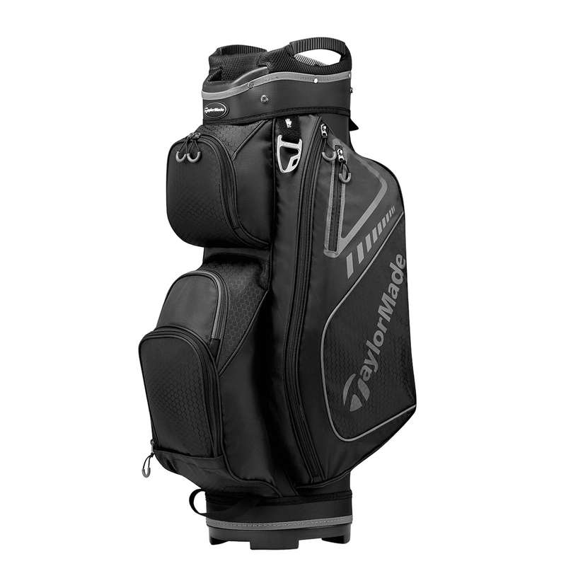 INTERMEDIATE & ADVANCED GOLF BAGS - Golf CART BAG Dark grey TAYLORMADE