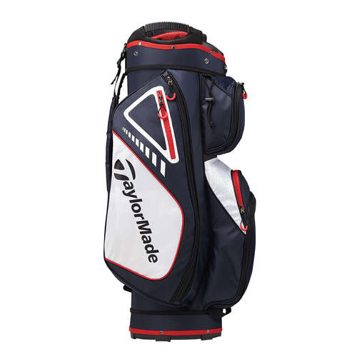 Taylormade Golf Cart Bag Navy Decathlon