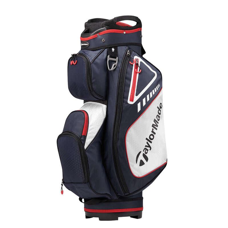 Golfbags Golf - Golf Cartbag marineblau TAYLORMADE - GPS, Taschen und Trolleys