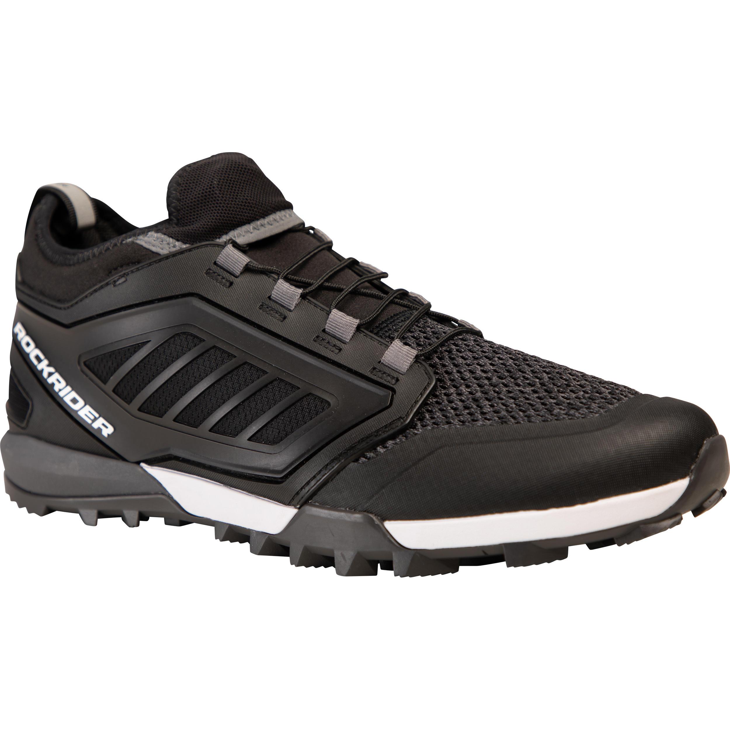 MTB-Schuhe ST 500 schwarz