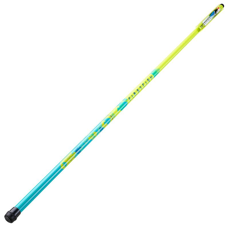 FIRSTFISH 300 Rod + Fly-line outfit for still fishing.