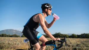 Hydratation pendant le sport