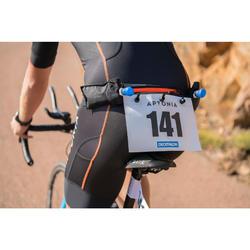 Startnummerband voor triatlon lange afstand compatibel met G-Easy