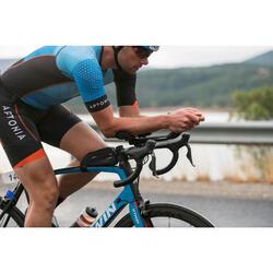 Schuimkussentjes van Aptonia voor stuurverlenger voor triathlon LD