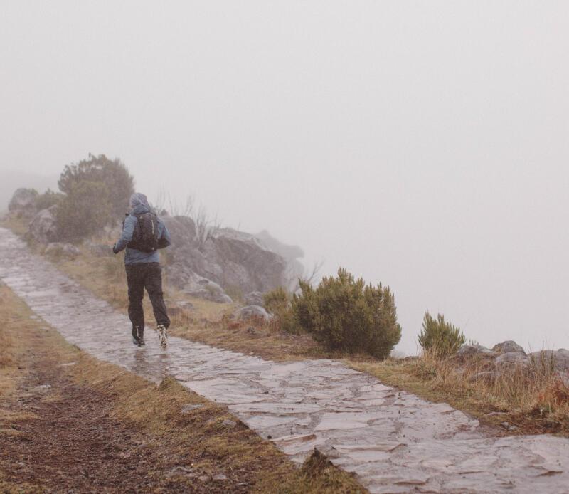 Comment gérer vos trails sous la pluie ?