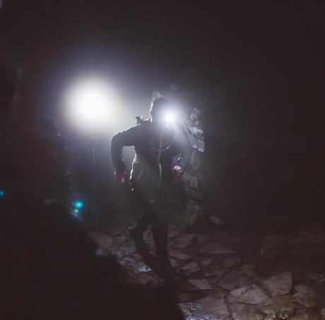 trail de nuit