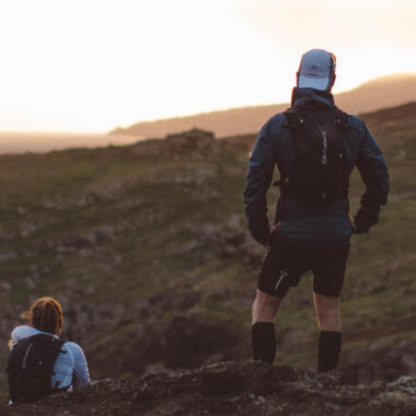 sunset kalenji trail