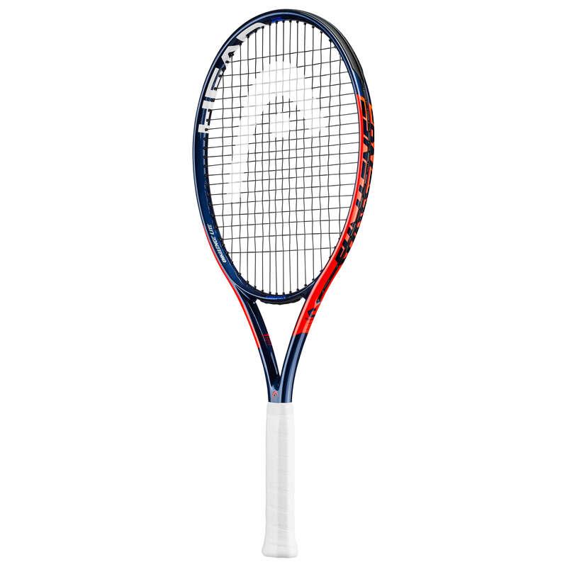 RAKIETY DLA DOROSŁYCH - POCZĄTKUJĄCY/ZAAWANSOWANI Tenis - Rakieta CHALLENGE ELITE LITE HEAD - Sprzęt do tenisa