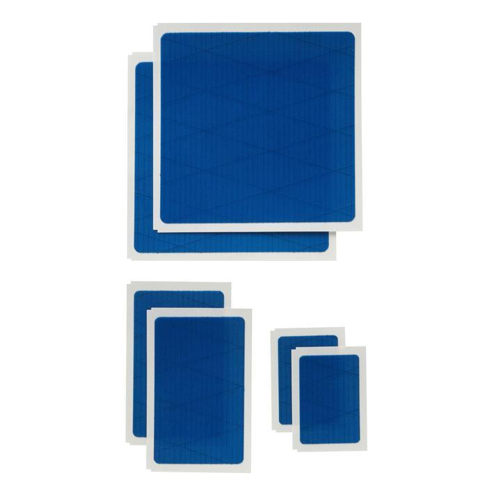 Selbstklebende Universalflicken blau
