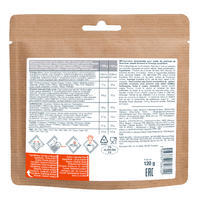 Dehydrated Trekking Meal Beef and Mash 120 g