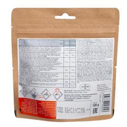 Gevriesdroogde trekkingmaaltijd kip met rijst en curry glutenvrij 120g
