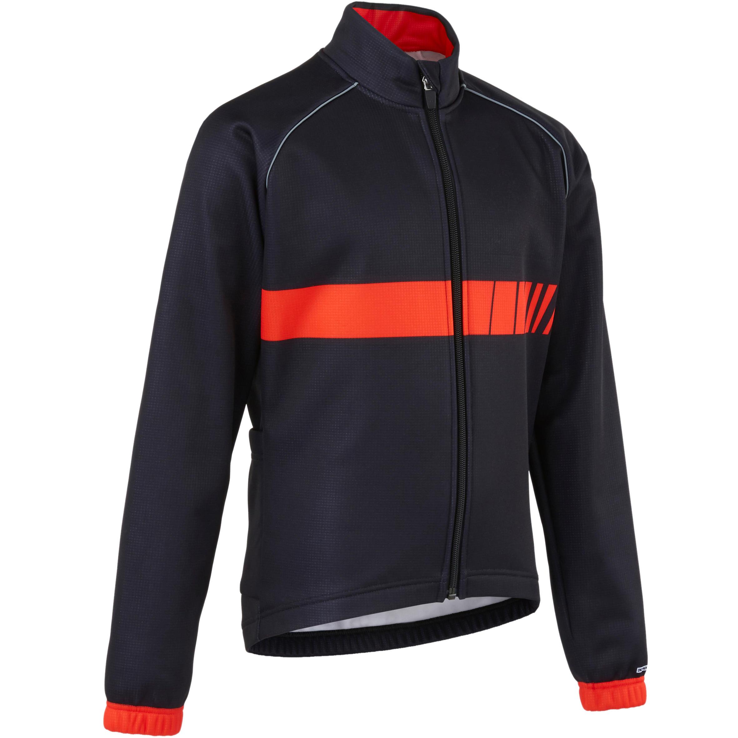 Jachetă Ciclism 500 Copii imagine produs