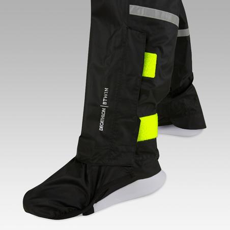 500 Waterproof Cycling Pants–Kids