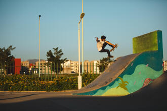 Skateboard : les principales disciplines sportives