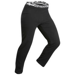 Mountain Trekking Tights TREK100 Men's Black