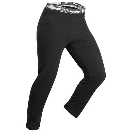 Trek 100 Mountain Trekking Fleece Tights - Men