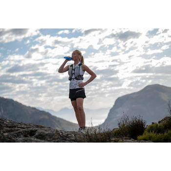 Soft flask voor trail 500 ml blauw
