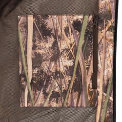 Waterdichte jagersjas 100 moerascamouflage