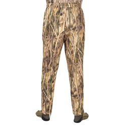 Sous-waders chasse chaud 500 camouflage marais