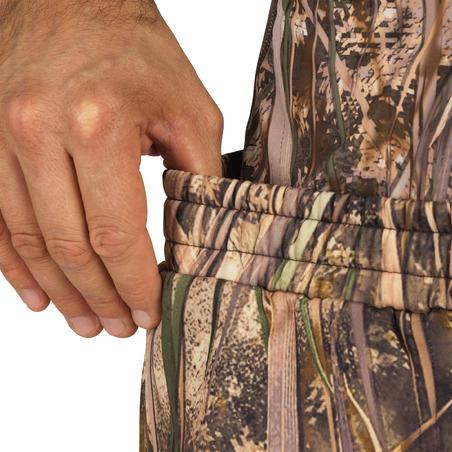 500 warm hunting wader liner wetland camouflage