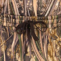 Thermobroek voor de jacht 500 voor onder waadpak moerascamouflage