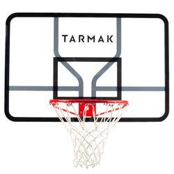 Canasta de baloncesto SB700 para fijar, para niños y adultos. Tablero de calidad