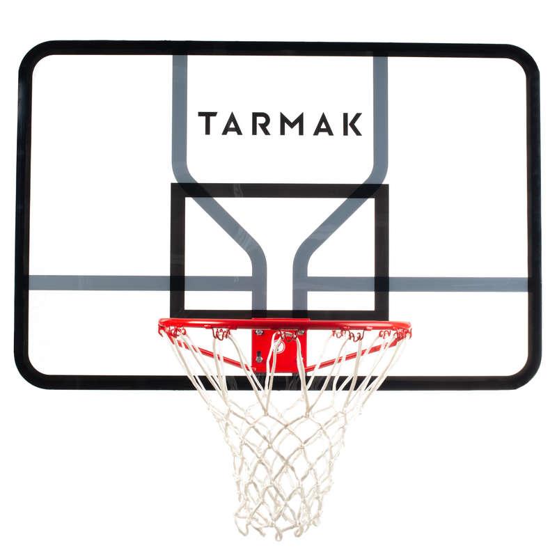 OFFICIALS BASKETBALL BACKBOARD Basketball - SB700 Basketball Wall Hoop TARMAK - Basketball Hoops Nets and Backboards