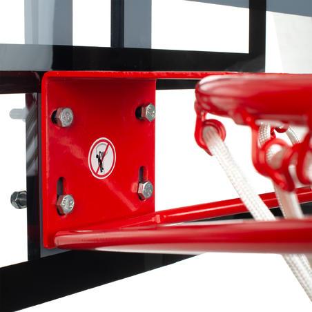 Panier de basket SB700 à fixer au mur pour enfant et adulte. Planche de qualité.