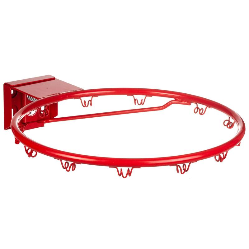 PRODUCTO OCASIÓN: Aro de baloncesto R900 blando Rojo oficial