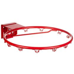 Aro de baloncesto R900 blando Rojo oficial para canasta de baloncesto