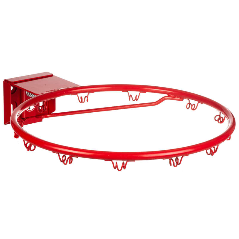 OFFICIALS BASKETBALL BACKBOARD Basketball - R900 Basketball Rim - Red TARMAK - Basketball